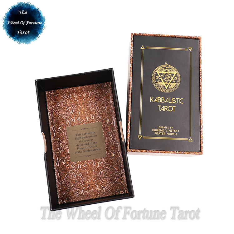 High Quality Custom Tarot Cards Printing