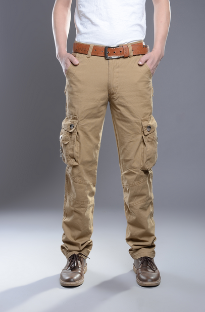 2016 new different kinds of mens cargo pants
