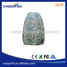 comfortable portable wire account change clothes tent