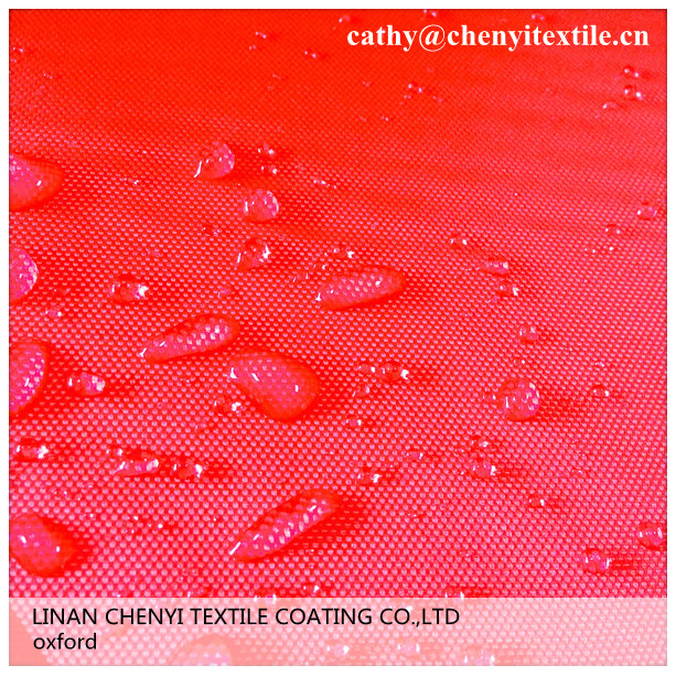 Factory price 200d polyester oxford fabric