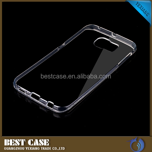 Guangzhou Wholesale 0.3mm Utra-thin Soft TPU Transparent Case For Samsung Galaxy Trend Duos 7562