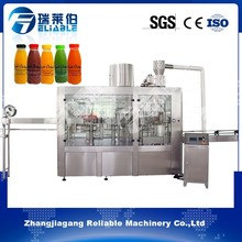 High Quality Juice / Tea Beverage Filling Machine / Equipment / Line / Plant