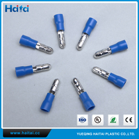 Haitai New CE SGS Cable Connector MPD Series Bullet Shaped Male Insulated Terminal