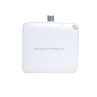 2017 Alibaba Express Newest products one time use 600mAh disposable powerbank for Samsung/Iphone6