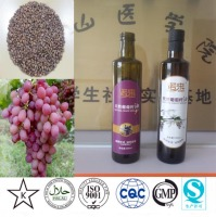 100% Pure Grape Seed Oil Natural Grapeseed Essential Oil Health care food cooking oil