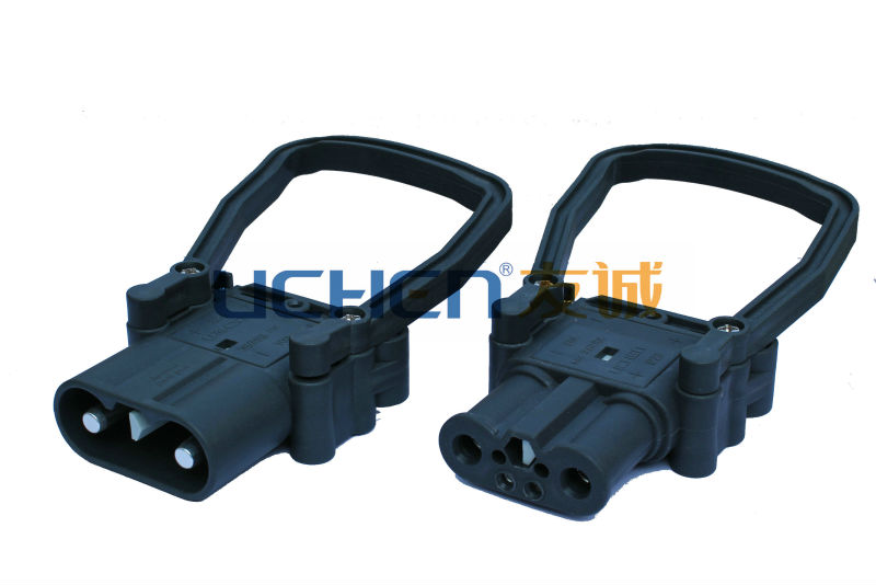 electric truck/ motorcycle battery /female jack connector