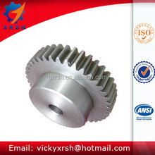 Custom Precision Large Steel Spur Gears From Tianjin