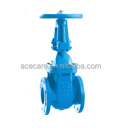 Wanted dn100 pneumatic operated casting resilient seated gate valve drawing