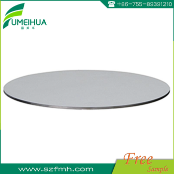 china wholesale phenolic melamine resin board table top