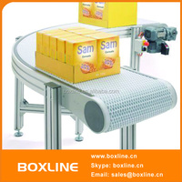 Mini Curve Net Conveyor System
