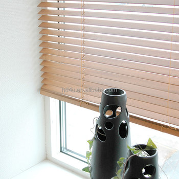 Wholesale wooden venetian blinds