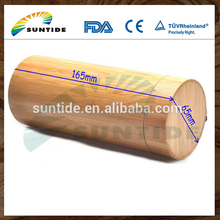 Natural bamboo glasses tube case with custom logo (CH-YZ)