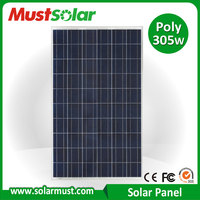 China Manufature High Efficiency 5w to 320w Mono Solar Panel