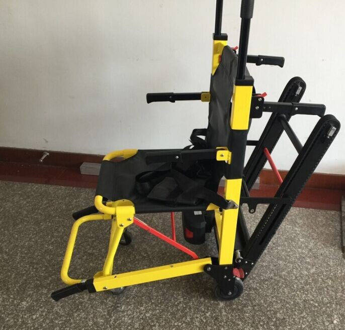 High quality adjustable electric stair climbing wheel for Motorized chair stair climber electric evacuation wheelchair electric wheelchair