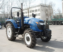 2017 hot sale 100hp 4WD agricultural farm tractor price list