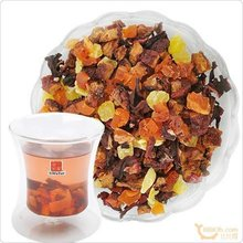 bulk organic chinese dried fruit tea in different flavor