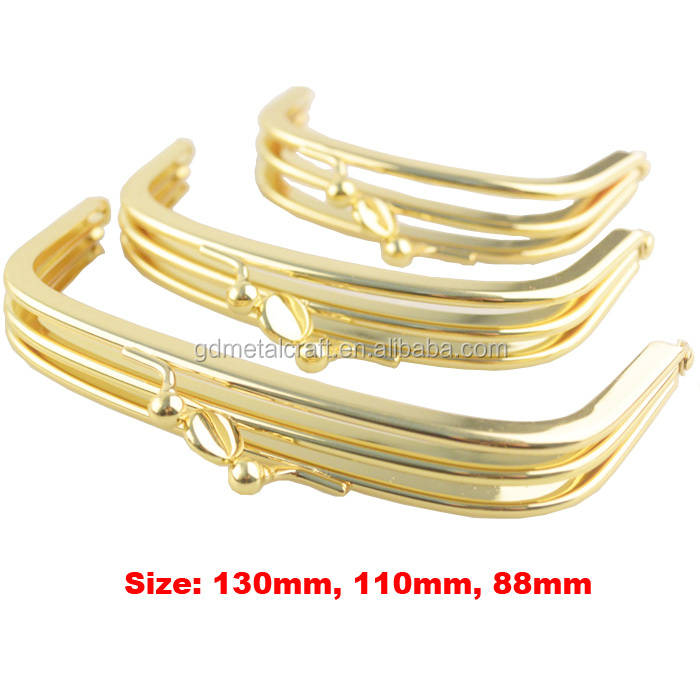 Best Metal Frames Snap Clasp Purse Lock Closure