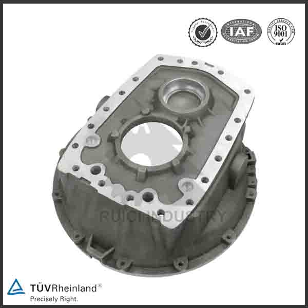 Customized gearbox housing lost foam casting grey iron casting