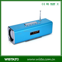 Outdoor Mini Speaker 3.5MM USB Speaker for your your MP3, MP4, CD, DVD,phone,GPS, cell phone,laptop