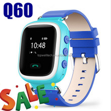 2017 hot sale Safe GPS Q60 children watch phone with skype SOS Call Location Finder Locator Tracker Anti Lost Monitor