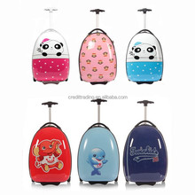 PC +ABS children backpack kids luggage