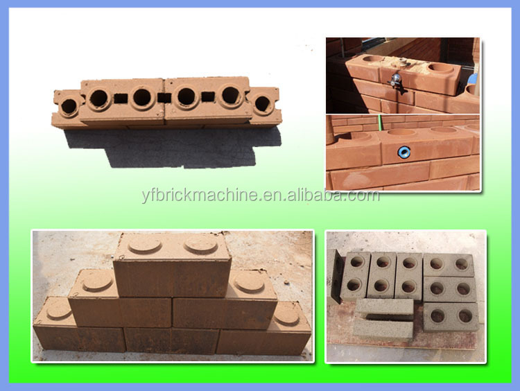 ECO 1-25 Best sell China compressed earth block machine