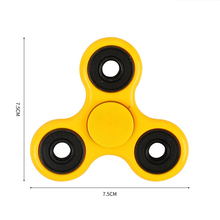 Single Design fine hand fidget spinner toys