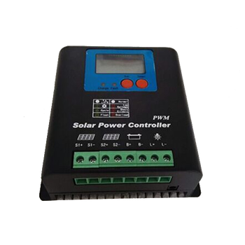 10A 20A 30A 40A 50A 100A PWM MPPT Solar Charge Controller With Manual