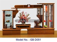 Modern TV Cabinet MDF TV Stand Living Room Home Furniture, wooden lcd tv stand design, tv cabinet with showcase, led tv stand