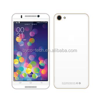 Private Label OEM 5 inch Smart Phone with Android 5.1 MTK6580 Quad Core