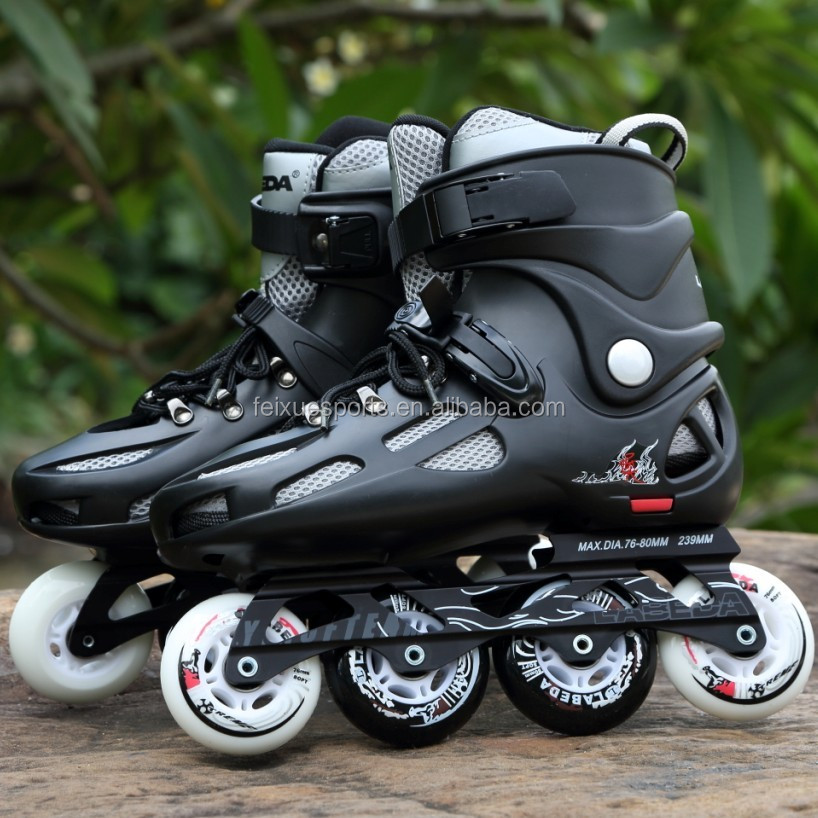 guide in-line skates 4 wheels shoes entertainment