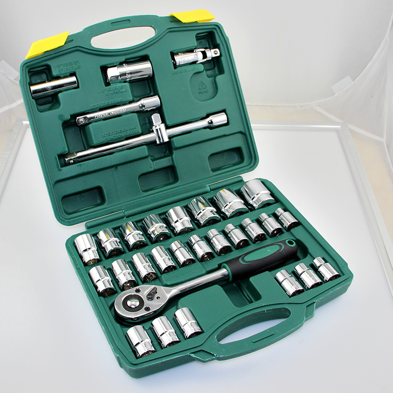 China Factory 32pcs 1/2 inch socket set/automotive tools/Car Repair Tools