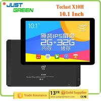 Gold Supplier Teclast X10H 2GB 32GB Android 5.0 Black Wifi 10.1 tablet digitizer with low price