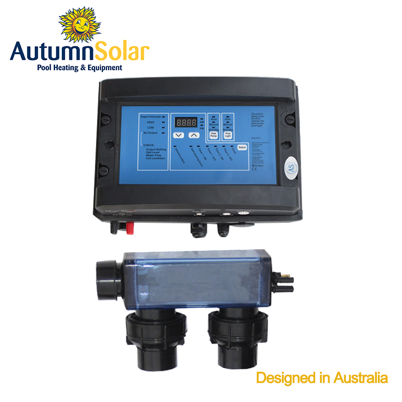 Australia design Electrolytic Salt Chlorinator Generator for Swimming Pool