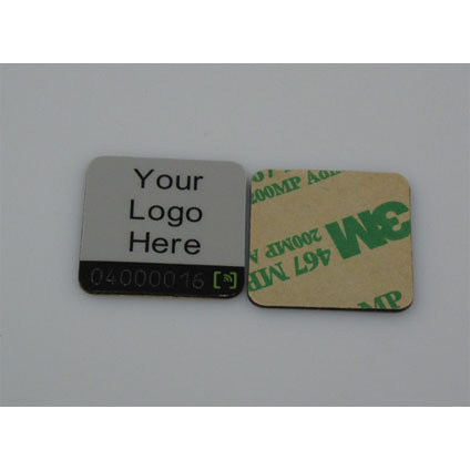 Near Field Communication type 2 NFC tags with chips