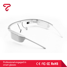 2016 Hottest 4GB Android customize smart glass Cloud-I ,5.0MP camera,Wifi /bluetooth connection google glass