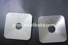 Household plastic injection cover