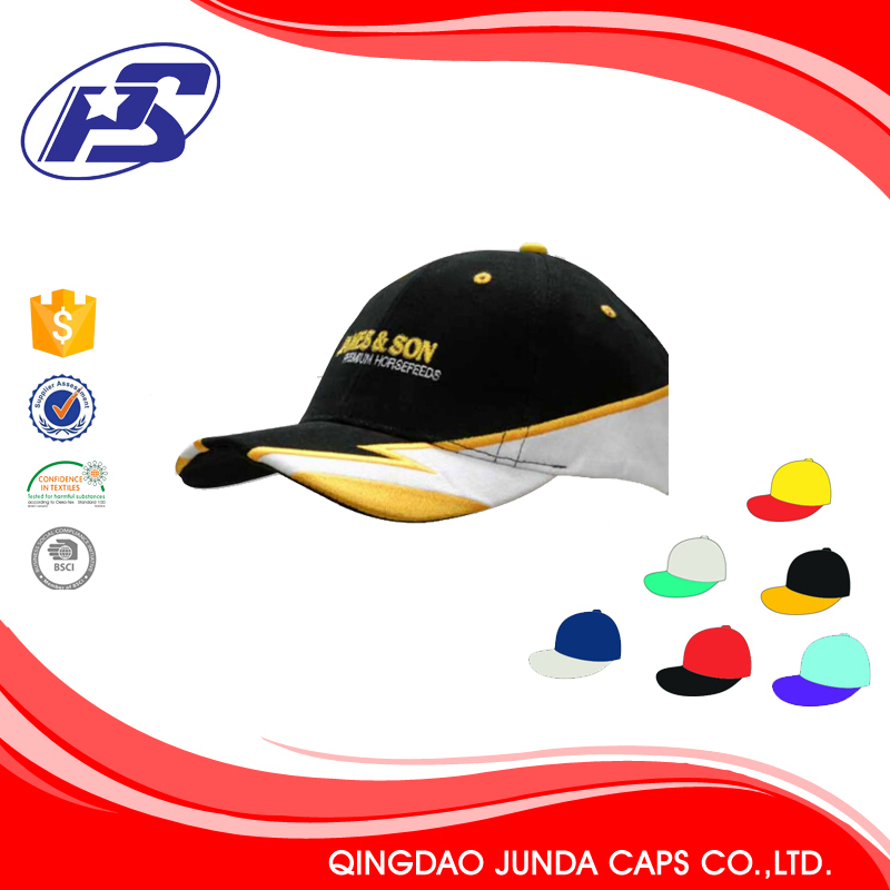 Embroidered military custom fishing hat