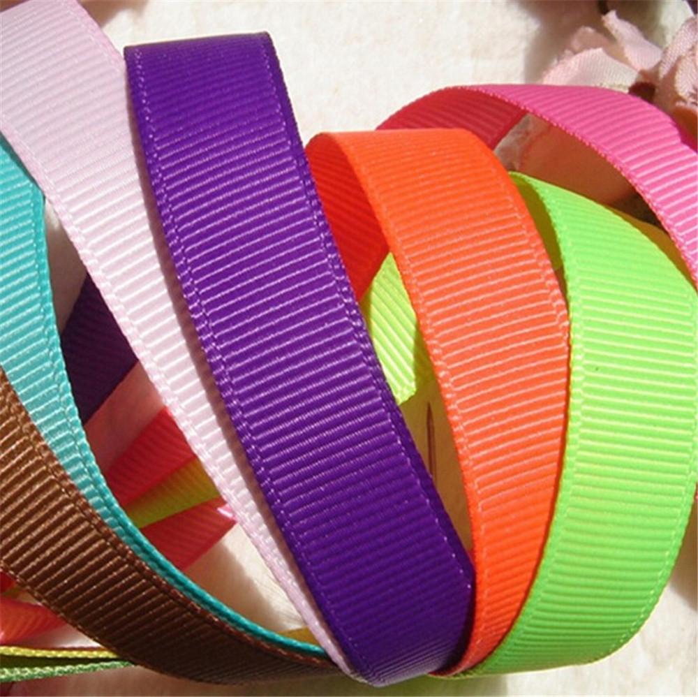 muhan diy 25yards 25mm wide ribbons for bows and wreaths decorated satin edge sheer organza ribbon