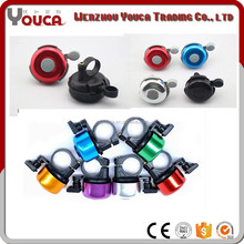 Factory price colorful aluminum alloy unique bicycle bell
