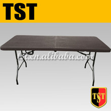 RATTAN STYLE TABLE TOP