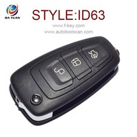 Genuine Key Enter For Ford 433Mhz