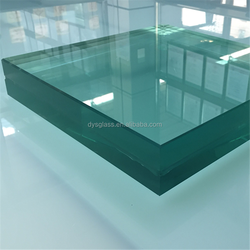 Shenzhen manufacturer unbreakable glass laminated toughened glass