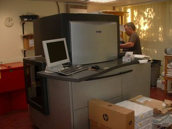 A3 DIGITAL 5 COLOUR PRINTER