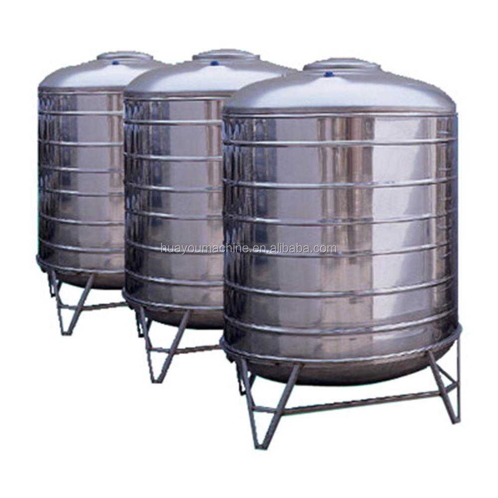 Stainless Steel Horizontal Natural Gas Tanks Lpg Tank