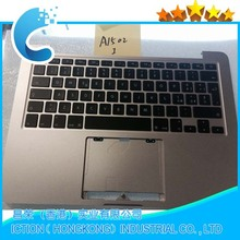 "NEW Top Case Palmrest Keyboard For Apple MacBook Pro A1502 2013 13"" Retina 661-8154 , For MAC Parts replacement"