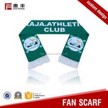 Factory supply customized national flag scarf