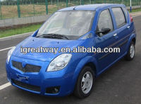 5 seats electric car