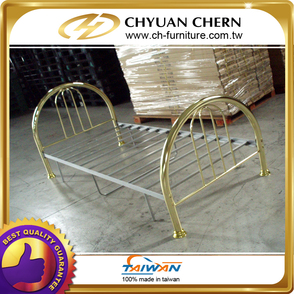 2016 Hot sale Great cheap furniture metal beds/wrought iron bed