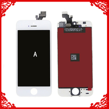 China factory big discount for iphone 5 lcd and touch screen replacement,for apple iphone 5 lcd replacement parts